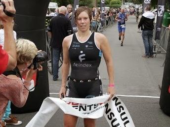 cf93f0c5b7 Winst in 111 Bilzen - Triatlete Sophie De Groote